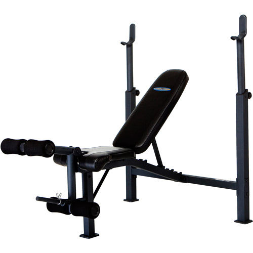 olympic weight bench plans